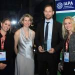 IAPA Au Pair of the Year 2016 announced at WETM-IAC: Congratulations Robert Isemer!