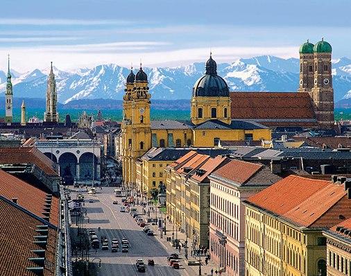 IAPA Board met in Munich