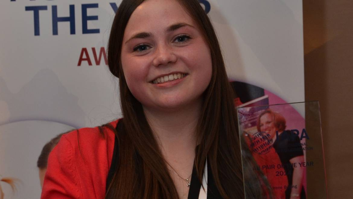 Au Pair of the Year 2014 named as WETM-IAC 2014 gets underway in London