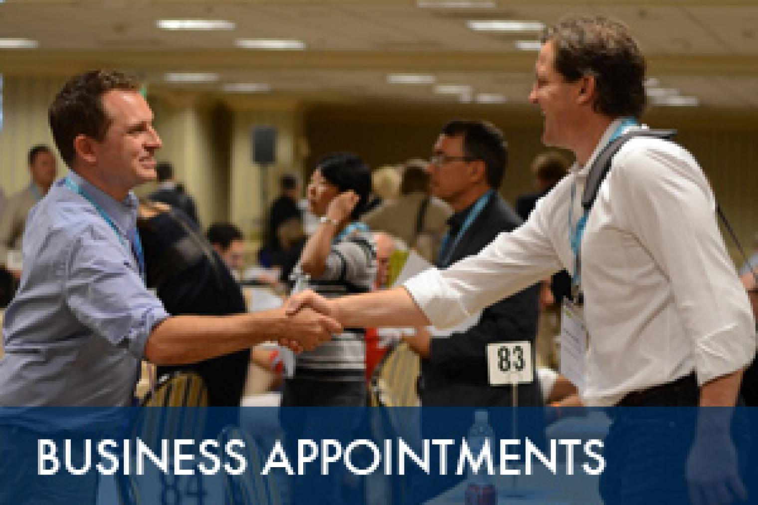 WYSTC 2014: Marcom business appointment scheduling opening today!