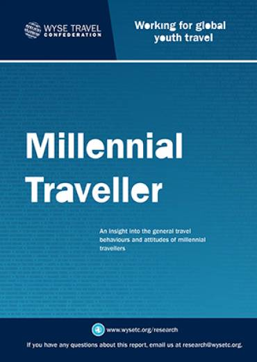 New research: Download our Millennial Traveller report for a unique insight into this influential generation of travellers