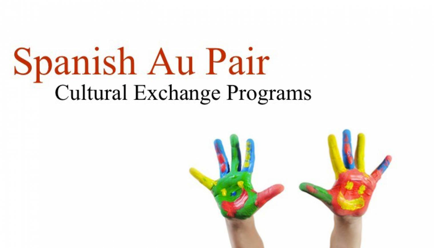 Welcome Spanish Au Pair as our newest member