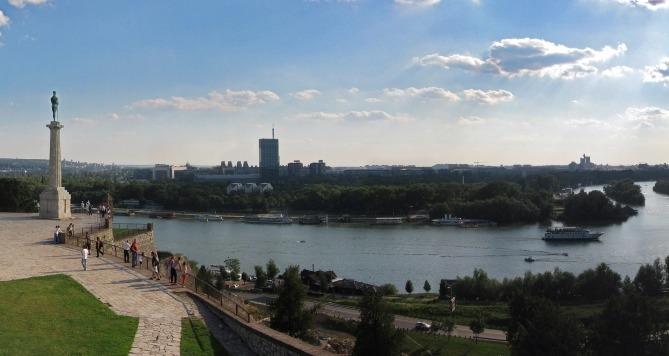 Belgrade slider