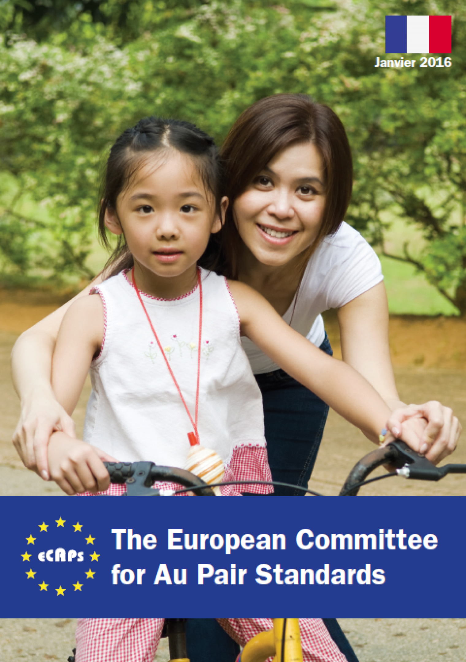 ECAPS standards booklet now also available in French