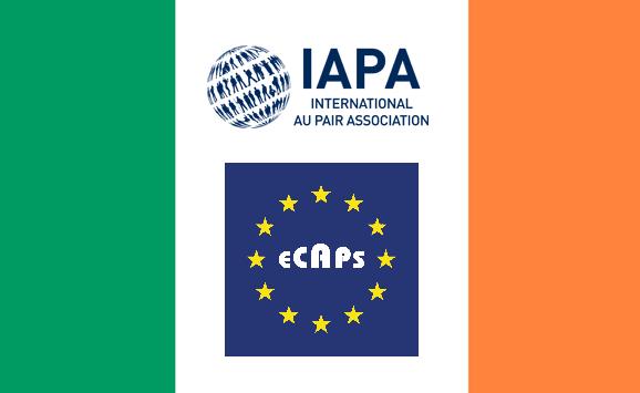 IAPA and ECAPS support Irish au pair programme