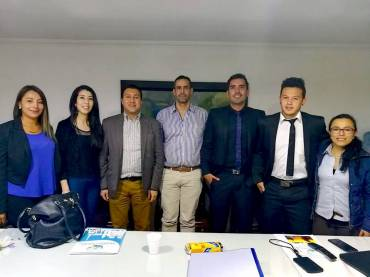 National Au Pair Association Colombia (ASCAAP) elects new Board
