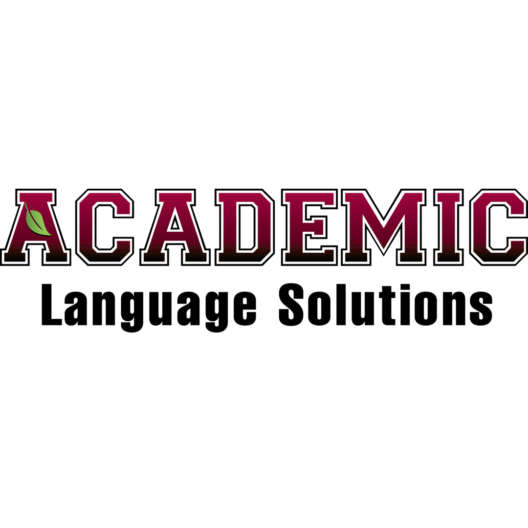 Welcome  to our new Associate Member: Academic Language Solutions