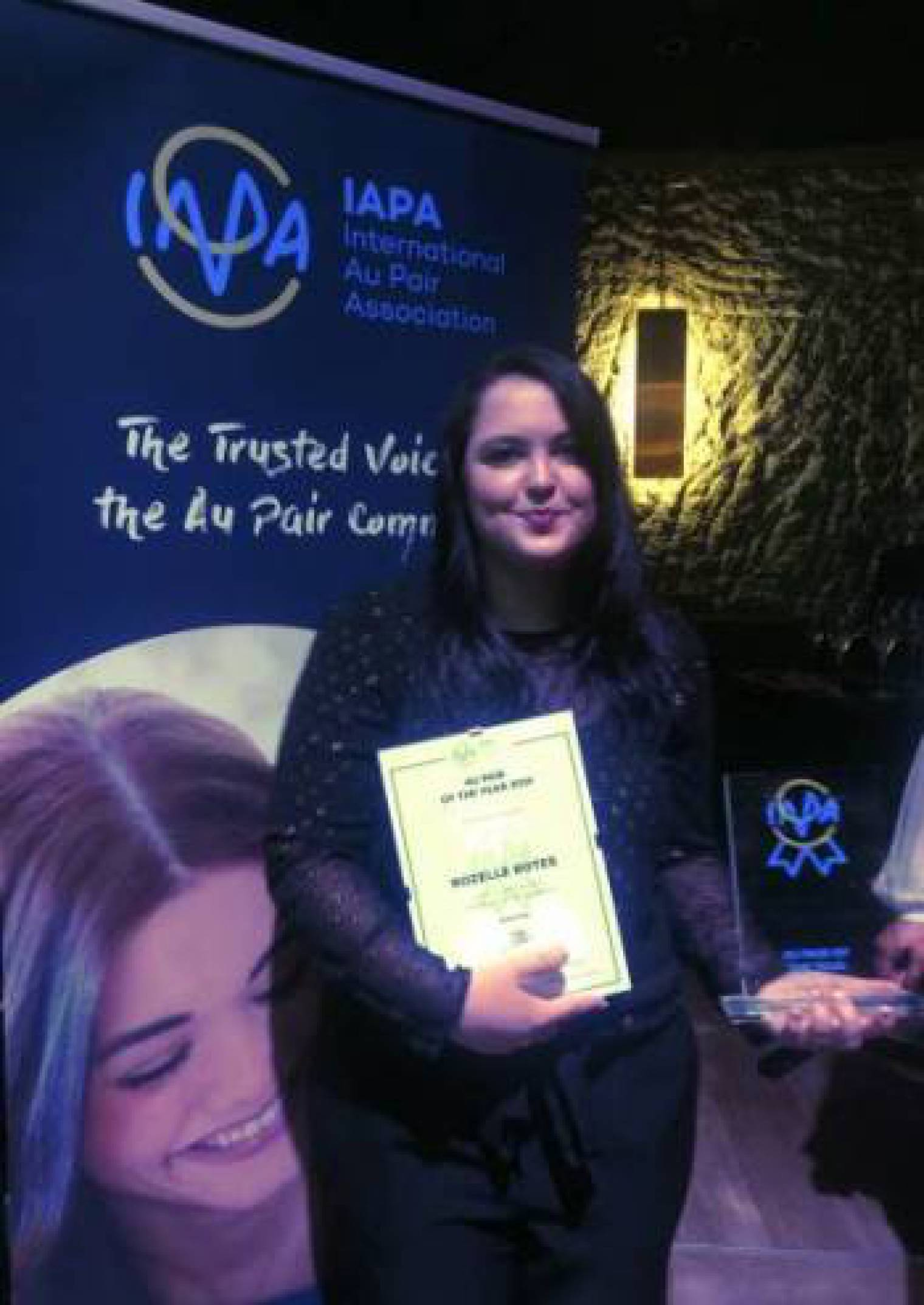 Rozelle Botes – Au Pair of the Year 2019