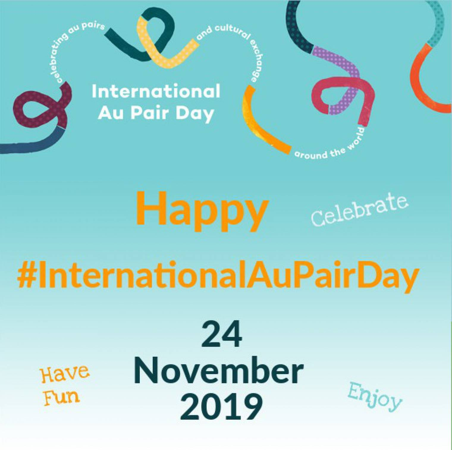 Happy International Au Pair Day