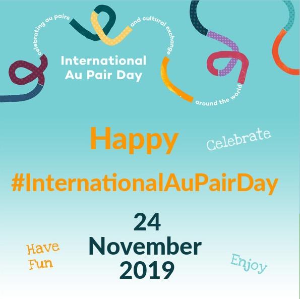 Happy International Au Pair Day