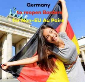 Germany to reopen Borders for Non-EU Au Pairs