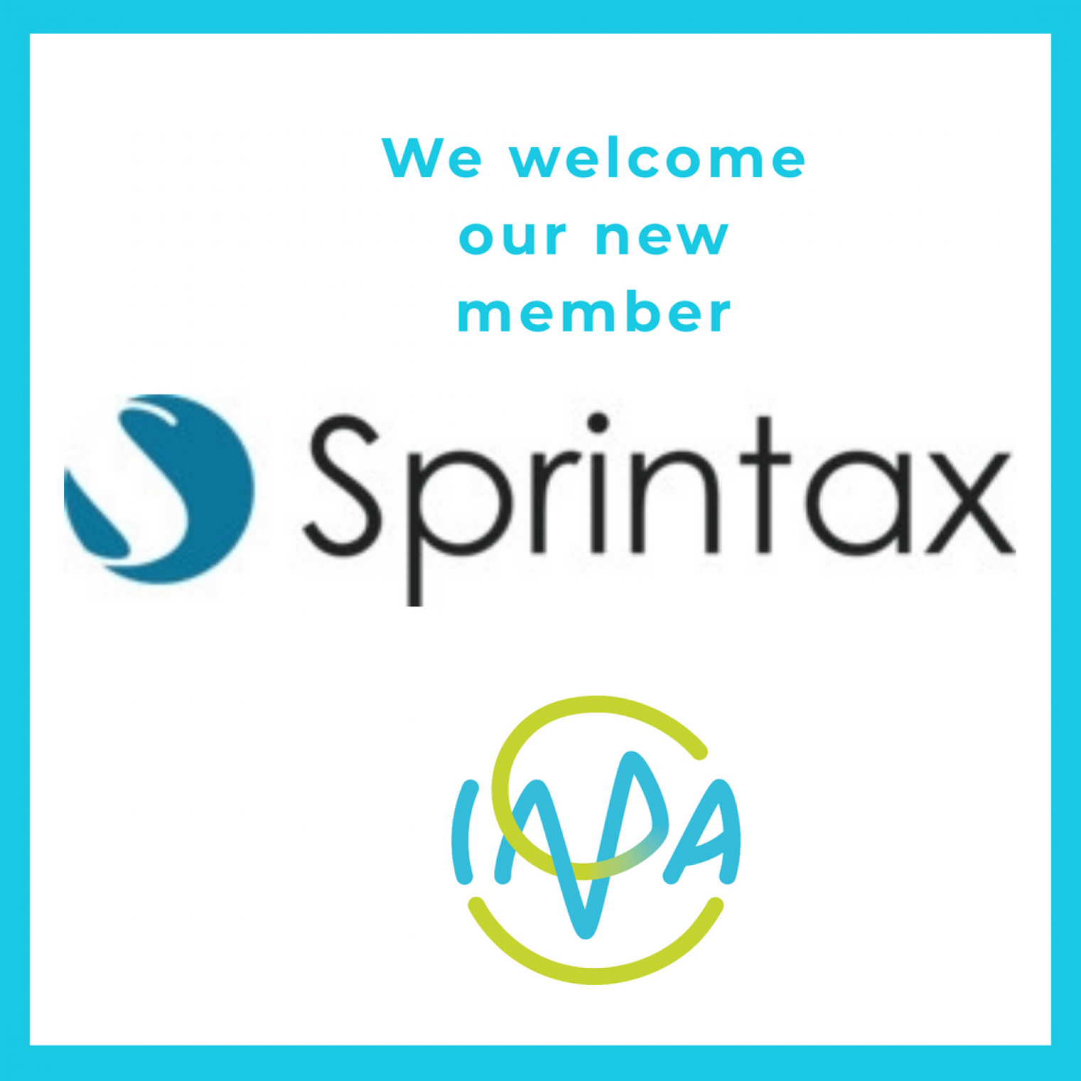 Welcome to our latest new Associate Member SPRINTAX, USA