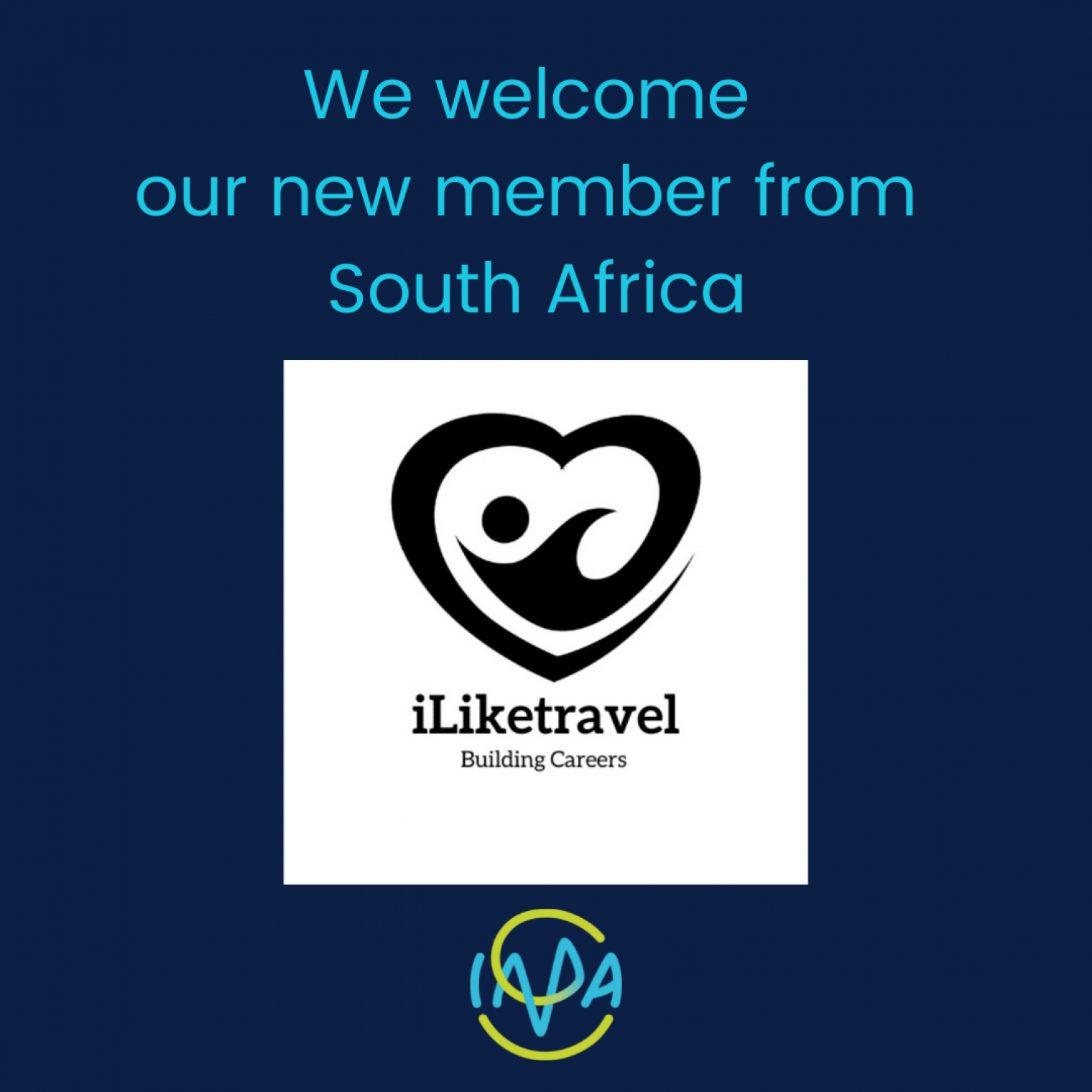 We welcome our latest member iLiketravel, South Africa
